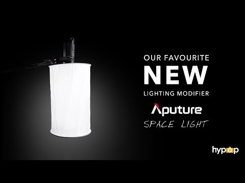 Our FAVOURITE new Lighting Modifier - Aputure Space Light