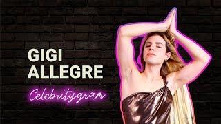¡Transformamos a David Allegre en Gigi Hadid! | Celebritygram con Los Jonas Vloggers