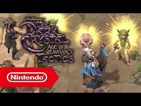Dark Crystal Tactics : Le temps de la résistance