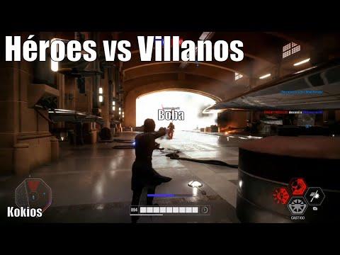 Star Wars Battlefront 2 | Heroes Vs Villanos | Anakin Skywalker  | #5 | Kokios