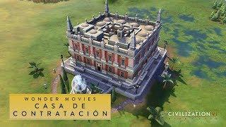 Video Civilization VI: Rise and Fall - Casa de Contratación (Wonder Movies) download MP3, 3GP, MP4, WEBM, AVI, FLV Maret 2018