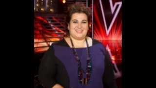 Barbara Straathof - Licence to kill @ the voice of holland