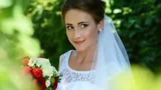 """Слайд шоу, свадебная фотосессия, клип из фотографий """"Свадьба Натальи и Сергея"""""""