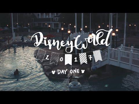 Walt Disney World Vlog Day 1 - Yacht Club Resort - Stormalong Bay - Yachtsman Steakhouse