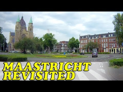 Maastricht Revisited (and more) • 5.12.15 • Day 1629