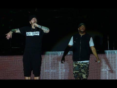 Eminem - Lose Yourself - Glasgow Summer Sessions 2017 24.08.2017