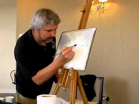 Peter Woolley's Workshop Demo - Sky