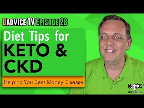 Keto Diet And Chronic Kidney Disease: Can it improve kidney function & avoid kidney failure
