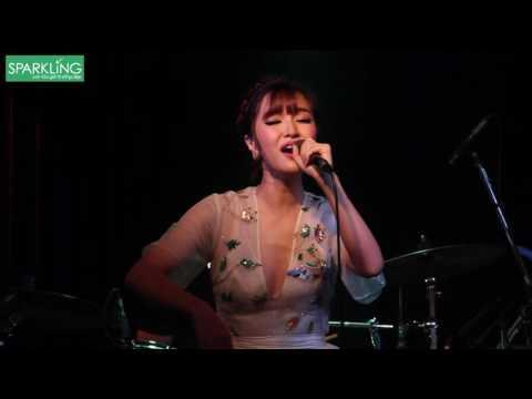 [Sparkling] Nụ Hồng Mong Manh - Bích Phương (live)   Minishow