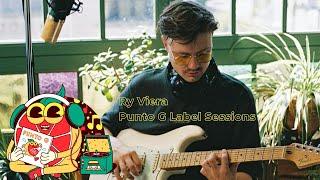 "RY VIEIRA - LIVE  ""ON THE SOFA""  🍊PUNTO G LABEL SESSIONS🍊"