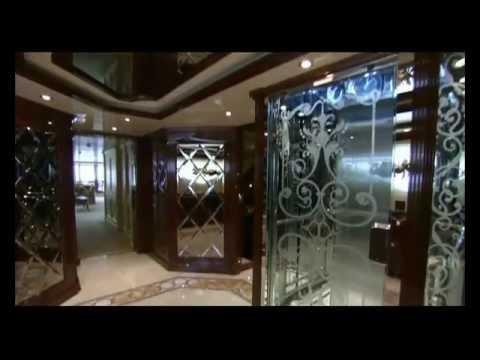 Luxury SuperYacht - CRN 57m M/Y Royal Rubin Ex Romance