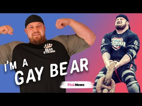 Meet Big Bear: Gay Strongman Chris McNaghten