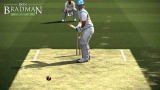 Don Bradman Cricket 14  Gameplay with DRS