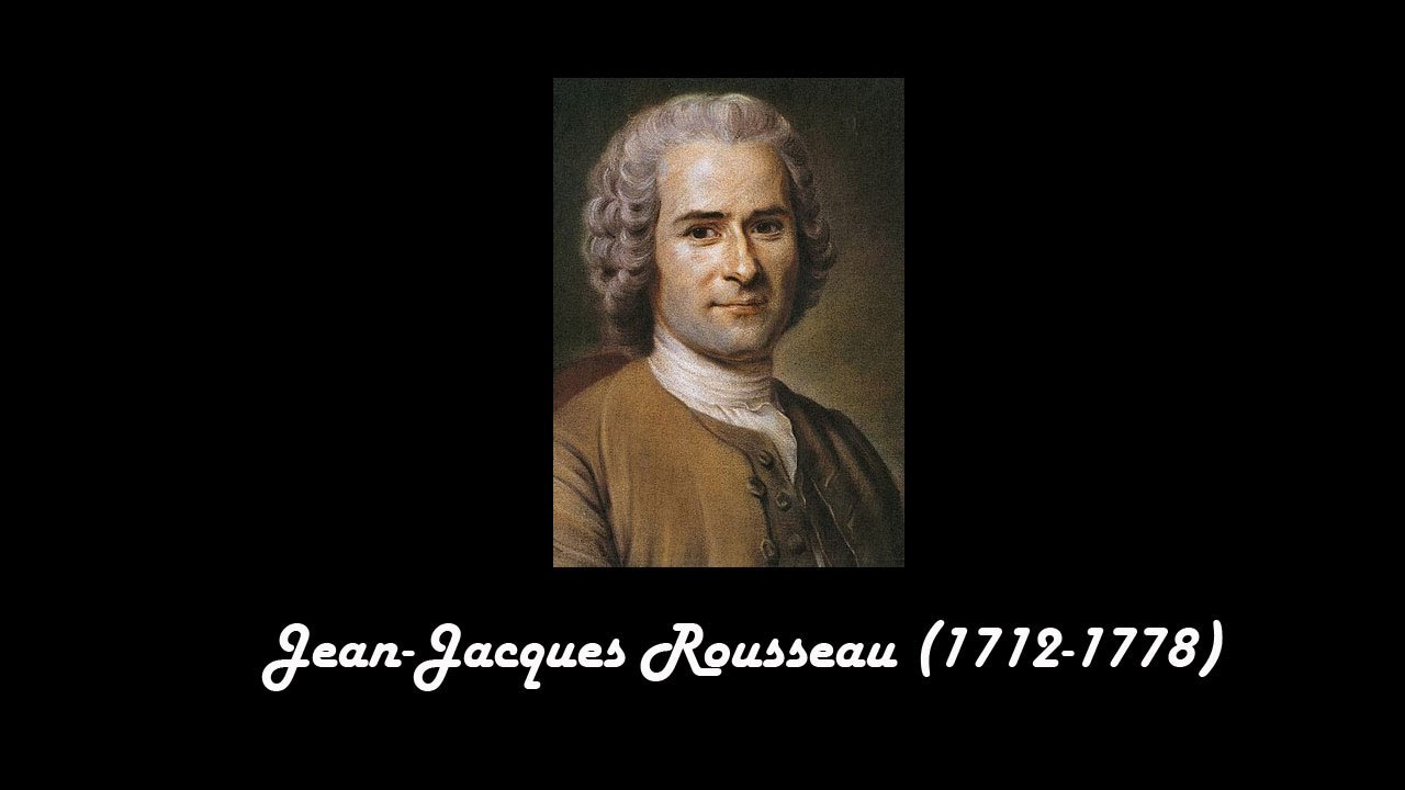Les Plus Belles Citations De Jean Jacques Rousseau