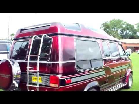 Chevy Van 20 V8 Custom Craft Vehicles