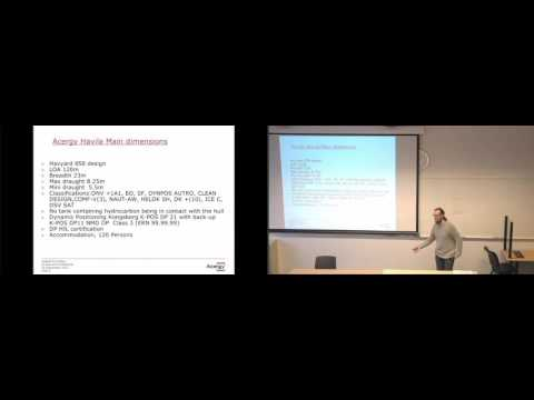 UNI2006 Underwater Technology 2016-10-31 Lecture