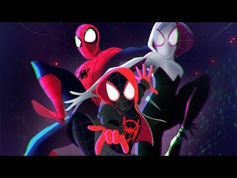 הולכים לקולנוע : ספיידרמן - ממד העכביש