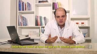 Dr. Dean Azevedo Osteopata - Terapia Manual em Pubalgia