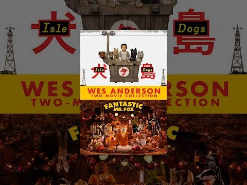Wes Anderson TwoMovie Collection