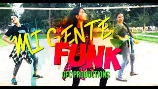 Mi Gente by J Balvin, Willy William Funk Dance performance by PEB | PEC | CHANDIGARH