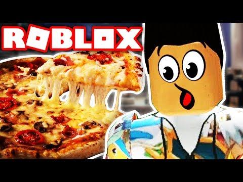 JETZT GIBTS AUCH PIZZA!!! *___*   Roblox
