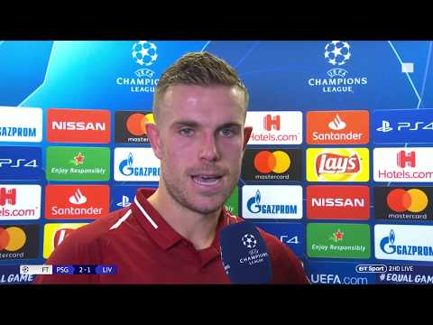 Henderson: It's still in our hands, we can beat Napoli at Anfield | Post-match interview