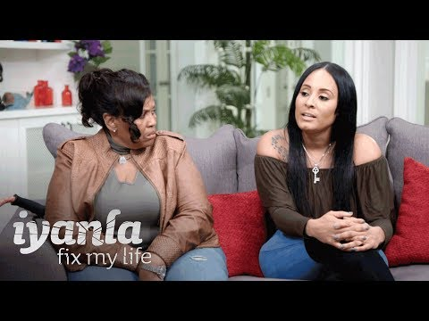 A Drug Dealers Daughter Says Her Family Lived the Typical Life | Iyanla: Fix My Life | OWN