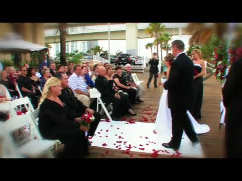 Sunset Harbor Yacht Club | Wedding Video | Daytona FL