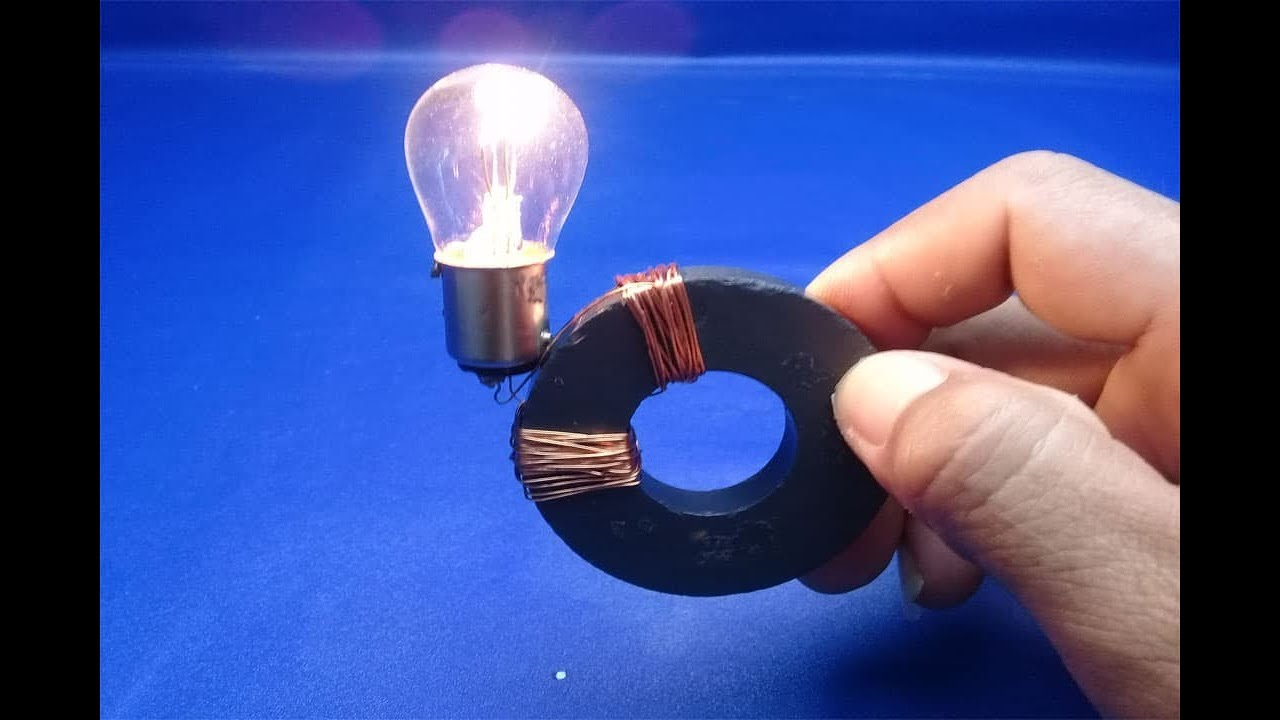 How Electrical Circuits Work To Make A Bulb Light Up