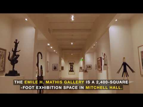 Emile H. Mathis Art Gallery is a new chapter for the UWM Art Collection