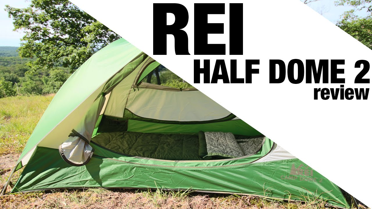 sc 1 st  YouTube & EXCLUSIVE: REI Camp Dome 2 Person Tent Review - YouTube