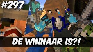 Minecraft Survival #297 - DE WINNAAR IS?!