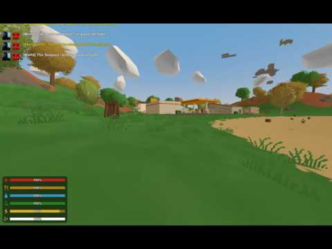 Unturned Gameplay- I KEEP DYING!!!