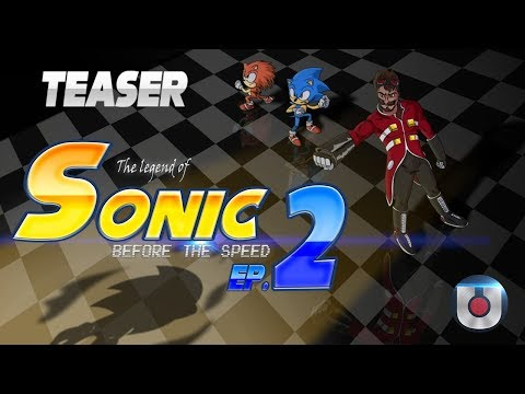 TEASER - Sonic Before The Speed Cap.2