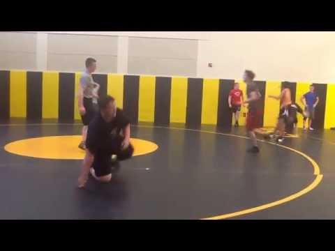 BASE Wrestling Tumbling
