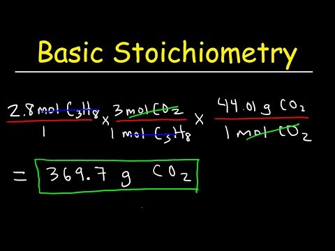stoichiometry-basic-introduction,-mole-to-mole,-grams-to-grams,-mole-ratio-practice-problems