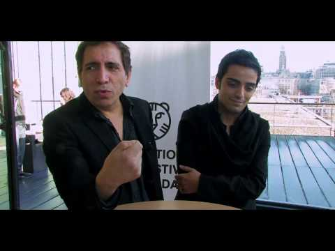 IFFR 2013 - Interview with filmmakers Mohsen and Maysam Makhmabaf by Ronald Glasbergen