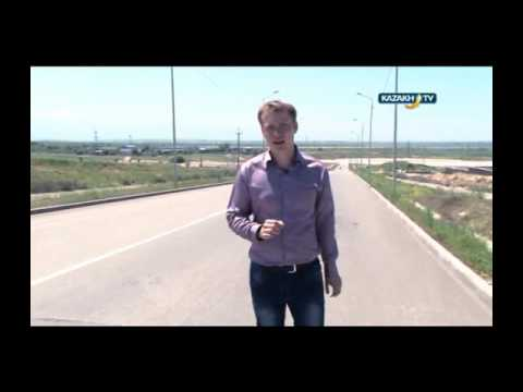 """Route to the future"" #4 (01.07.2016)-Kazakh TV-eng"