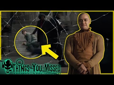 31 Things You Missed In Glass - Official Trailer #2