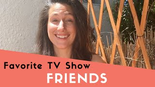 Watching the TV Show 'Friends' thumbnail picture.