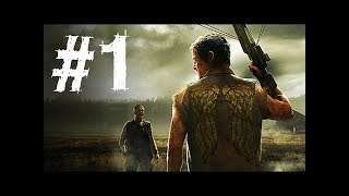 Gameplay de The Walking Dead : Survival Instinct - Parte 1: O Começo !