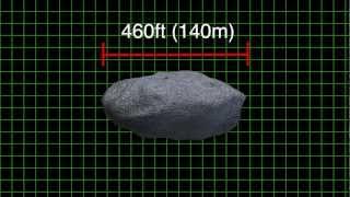 直径140メートルの隕石が2040年に地球と衝突します2 thumbnail