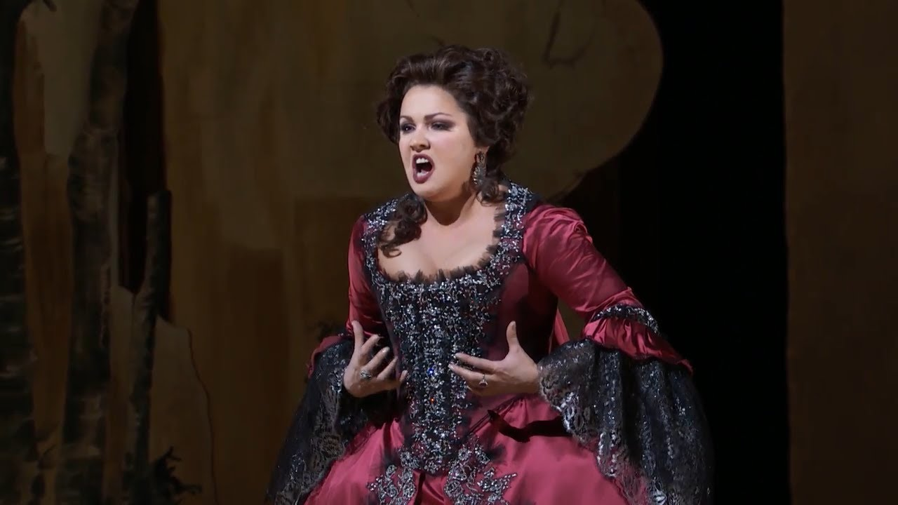 Adriana Lecouvreur: Fedra's Monologue