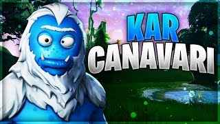 Mountain Legend Set Snow Monster Gameplay! Season 7 Battle Pass Costumes English Fortnite