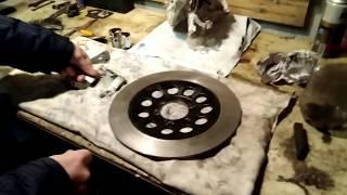 Тормозной диск иж Орион (обзор посылки)