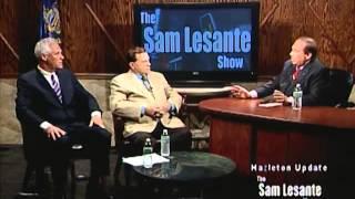The Sam Lesante Show - Hazleton City Update
