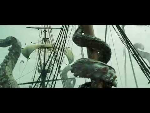Pirates Des Caraibes 2  L'Attaque Du Kraken Scène Culte