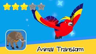 Animal Transform Race - Epic Race 3D Walkthrough Switch the Animal to be Winner