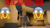 Assassin Moddednormal Roblox 3 More Codes For Assassin Modded Normal Youtube