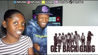 The Story Of Get Back Gang - REACTION
